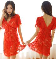 Bud silk nightgown