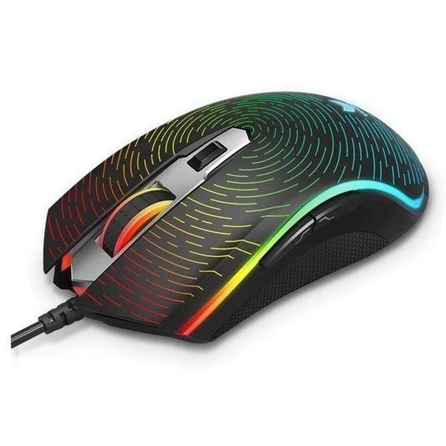 Souris gaming filaire