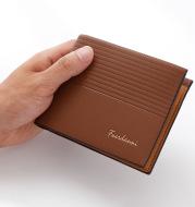 Men's short wallet