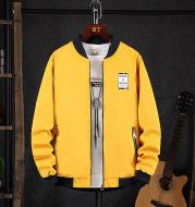 Casual bright clothes autumn men's jacket