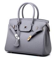 Litchi Platinum Bag
