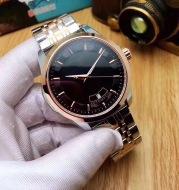 Men's steel belt mechanical watch