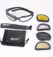 Eyeglass lens set