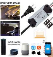WIFI garage door controller APP voice control