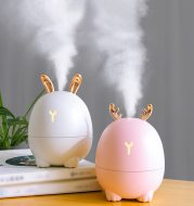USB humidifier cartoon deer rabbit humidifier