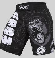 Sports Fitness Sanda Shorts