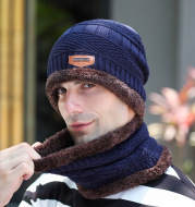 Youth Korean wool hat