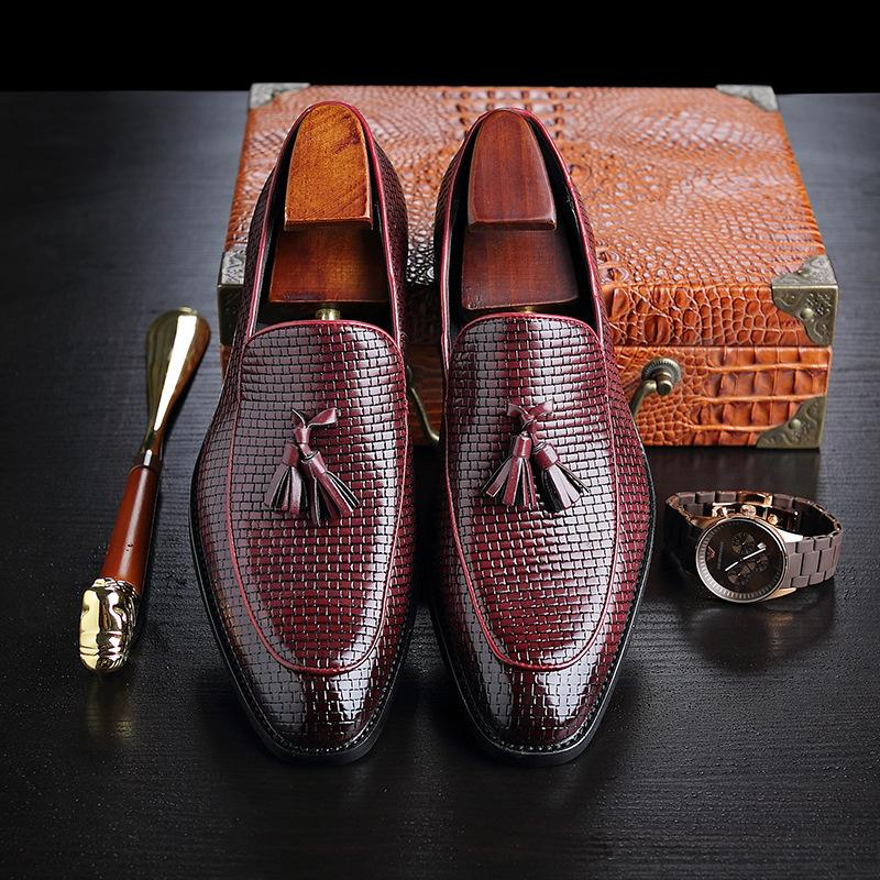 1482636050597 Men's business casual shoes
