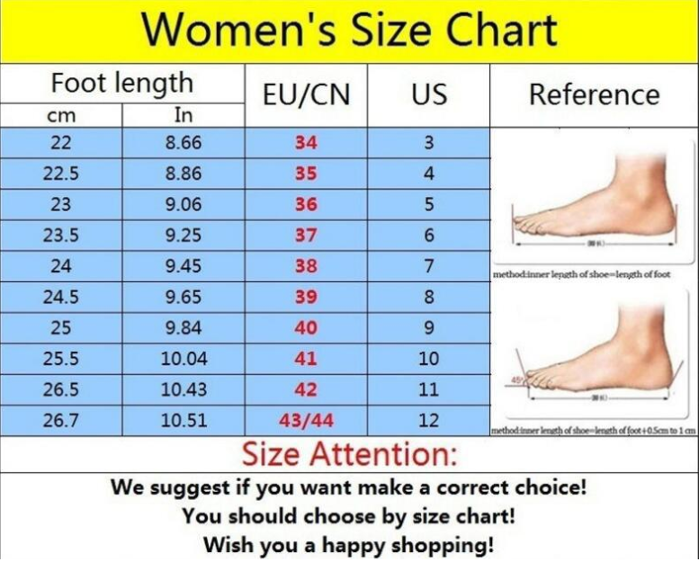 Snow Boots chart