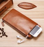 New wallet men's long wallet