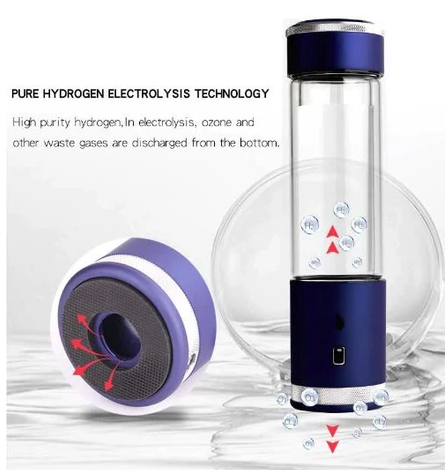 Water Ionizer - Hydrogen Rich Water Bottle