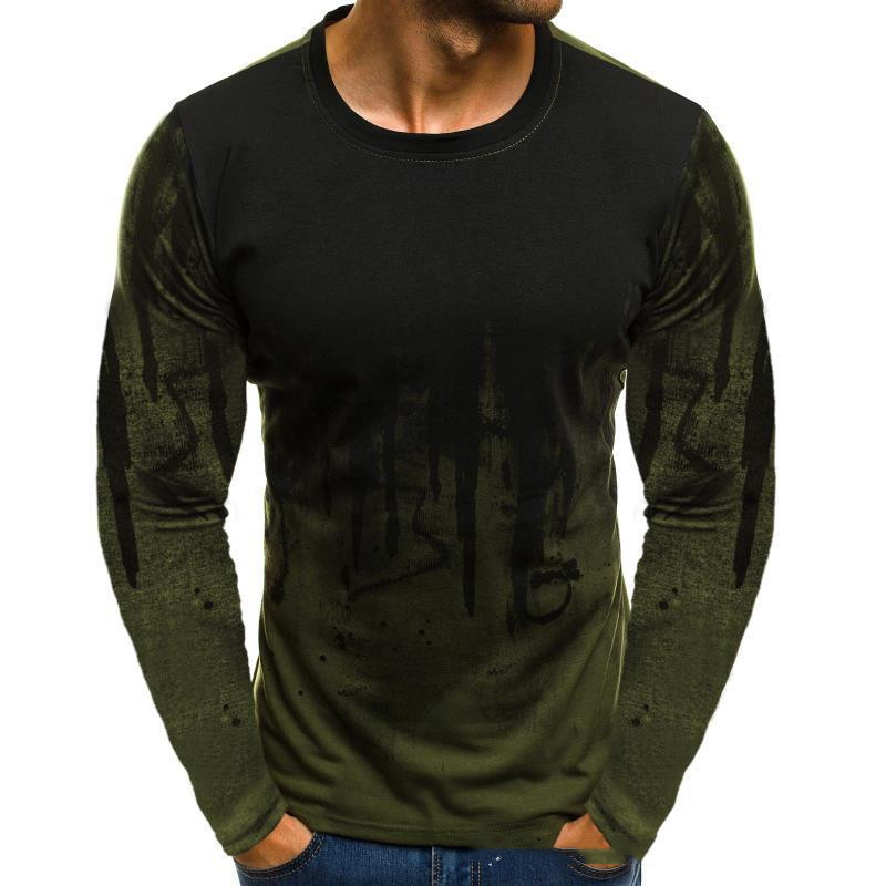 1668966870270 Camouflage Pullover Long Sleeve T-Shirt