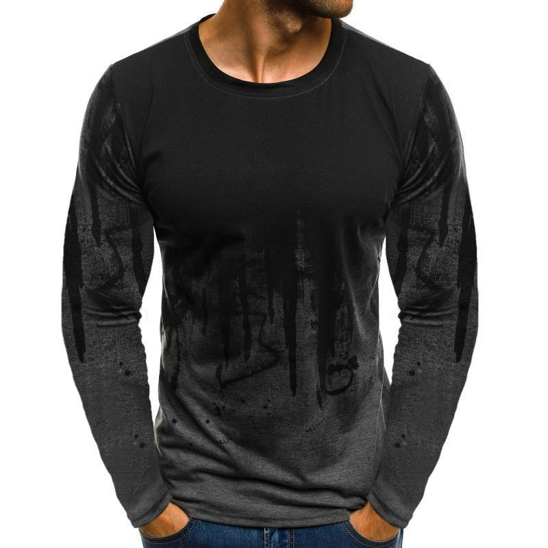 2474107159810 Camouflage Pullover Long Sleeve T-Shirt