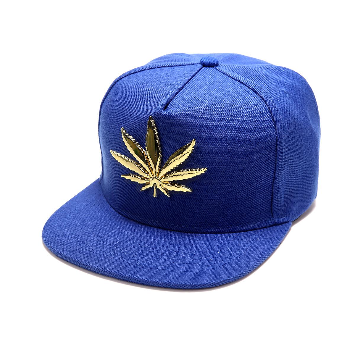 Hat - Weed Cotton Hip Hop Cap