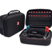 Game console full accessory kit