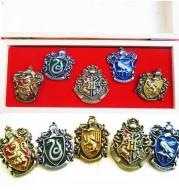 Harry Potter Brooch Set