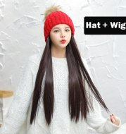 Outdoor knitted hat