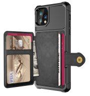 Card wallet holder phone case