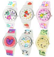 Cute girl watch quartz watch