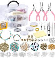 Acrylic Bead Pearl Crystal Shaped Bead Making Set