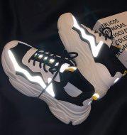 Wild leisure running shoes
