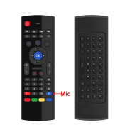 Remote control for flying squirrel smart TV