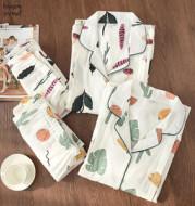 Sleepwear Cotton 100% Thin Maternity Wear