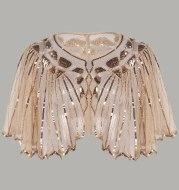 Banquet lace sequin dress