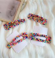 BB hair clip side clip