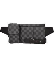 Men's belt bag shoulder bag