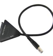 USB3.0 to SATA easy drive line USB3.0 to SATA7 + 15 pin interface hard drive external cable