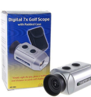 Wholesale 7X18 Golf Range Finder Golf Electronic Range Finder Golf Single Tube Range Finder