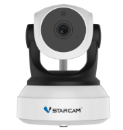 High-definition wireless webcams