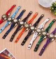 New bracelet bracelet hollow butterfly female style punk fashion punk fashion female student Watch