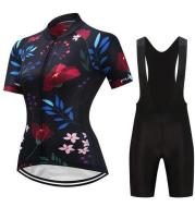 Cycling Kit - BlackFlower