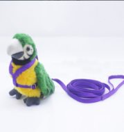 Parrot flying rope, anti-biting bird, ostrich rope