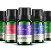 Poquan Ya lavender, rose tea tree essential oil compound plant moisturizing control oil to shrink pore essential oil