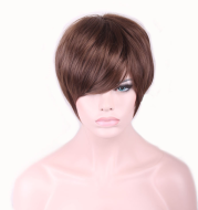 Short hair foreign trade models European and American popular models wigs
