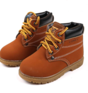 2021 spring and autumn new boys and girls fashion boys single boots, children's single boots children's shoes