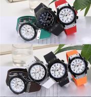 Factory direct sales meike'er MEGIR new multi-functional waterproof watch 3002 silicone watch