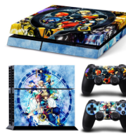 Paladin Colorskin PS4 game sticker foreign hot colorful film 5335-5447