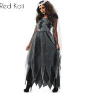 Masquerade Costume Party Vampire Bride Cosplay Suit