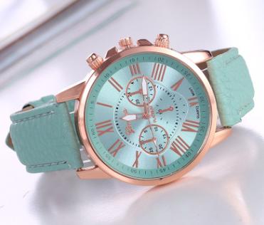 13425752191951 Roman digital belt watch