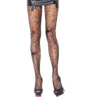 Sexy Cobweb Jacquard Stockings