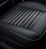 Fast selling, hot selling, foreign trade for automobile, full package of car cushions, 3D single seat, no back four seasons bamboo charcoal cushion