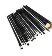 20 rose gold eye shadow brush eBay fast selling through Amazon foreign trade hot 20 Eye Brush suit