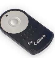 SLR camera remote control RC-6 700D 5D3 70D 7D 60D 600D self-timer wireless shutter