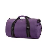 Waterproof outdoor sports shoulder slung men and women outdoor portable travel bag basketball folding gym bag