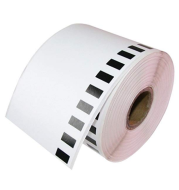 Brother QL-700 Compatible DK-22205 Label 62mm*30.48M DK-2205 Adhesive Continuouos Sticker