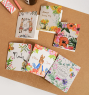 10 Pcs of Customized Painting Cards for Festivals and Parties